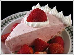 This recipe for Fluffy Strawberry Pie, by mary reynolds , is from Nona ...