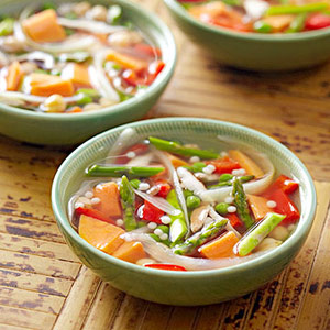 This recipe for Spring-Vegetable Stew, by Megan Wirick-Fierro , is ...
