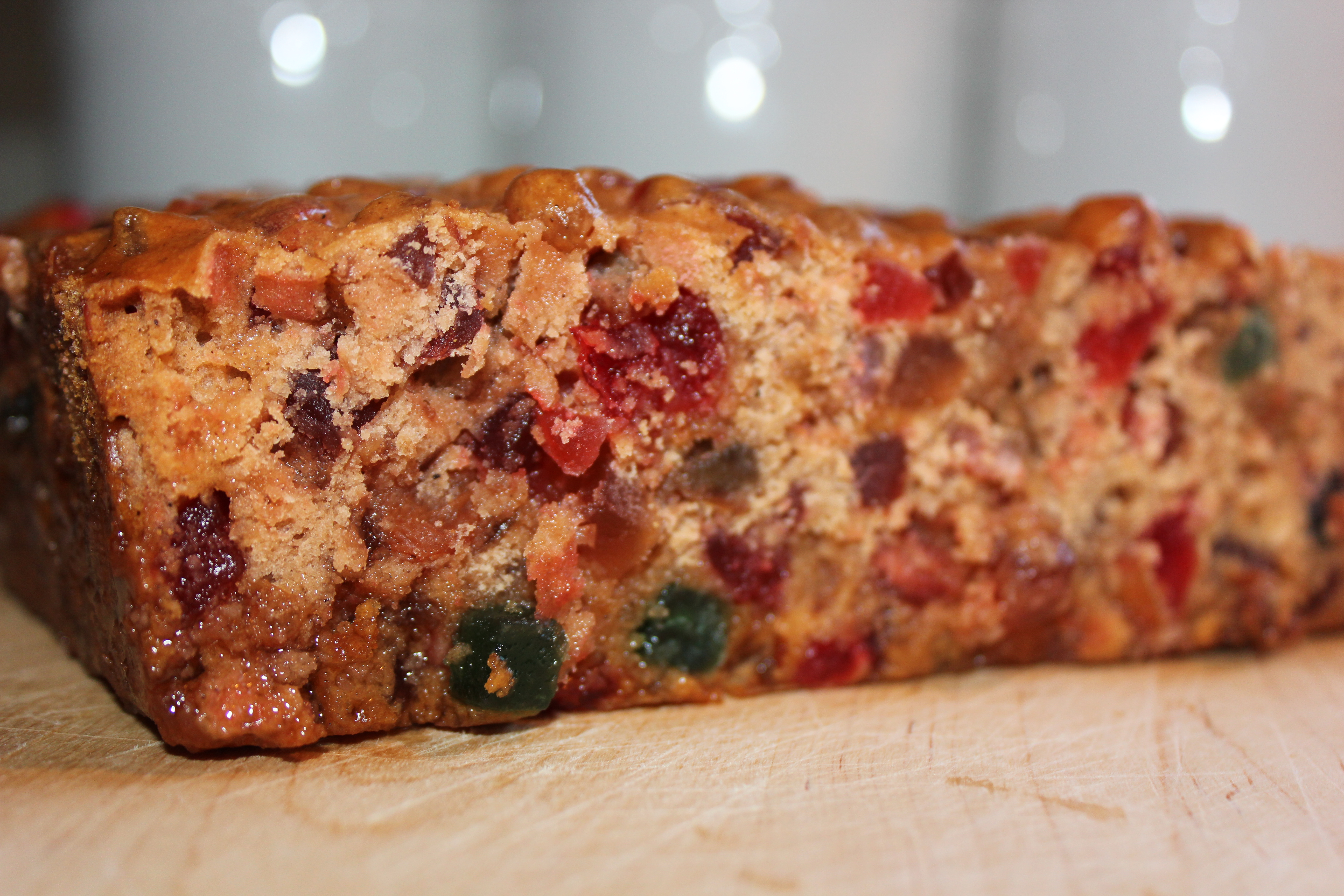 This recipe for Fruitcake, by Joan Campbell , is from Alle Zum Essen ...