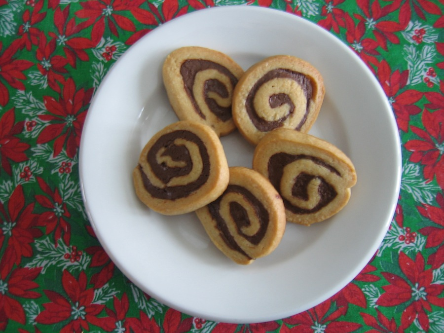 chocolate pinwheel cookies - photo #24