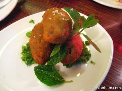 Eggplant Croquettes recipe - from the cookies cookbook Family Cookbook
