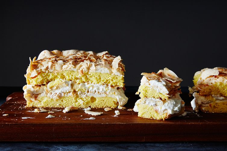 World S Best Cake With Banana Coconut Recipe From The The