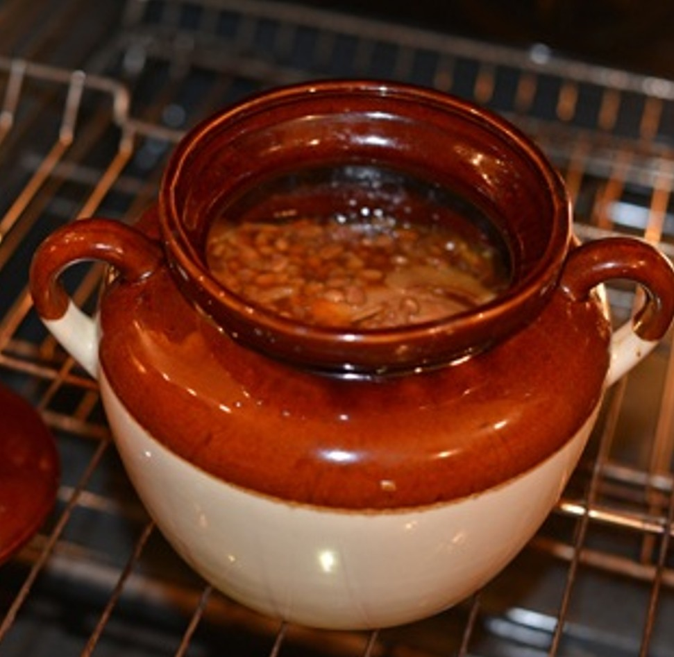 Maine Baked Beans Image