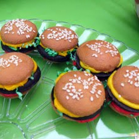 Mini Cheeseburger Cookies recipe - from the The Herzog Family Cookbook ...