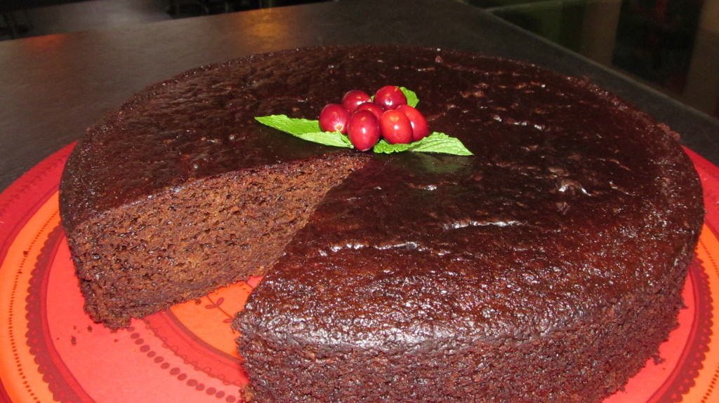 Jamaican Fruit Cake Recipe