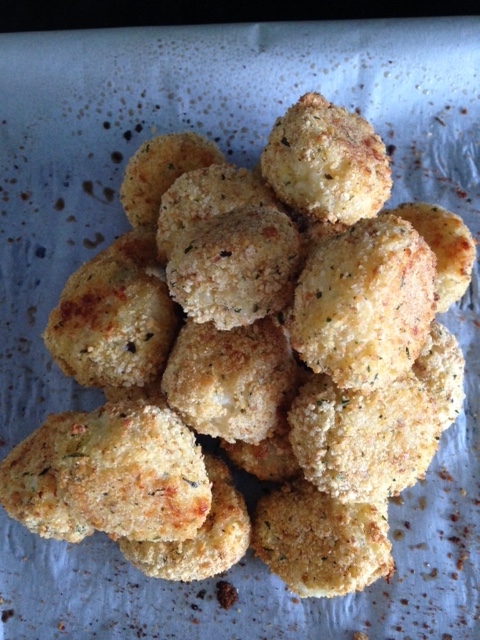 This recipe for Arancini di Riso - Rice Balls, by Ronnie Sciullo , is ...