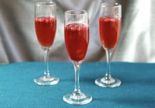 Champagne Recipes image