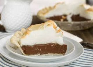 Chocolate Pie image