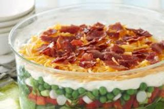 Layered Salad II image