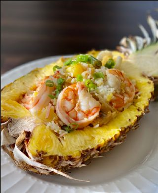Pineapple Seafood Fried Rice image