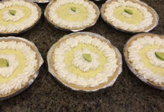 Frozen Key Lime Pie image