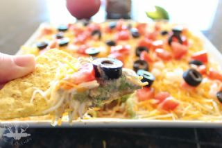 Mexican 7-Layer Dip image