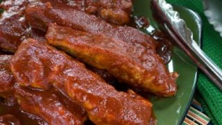 Barbecued Ribs image