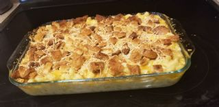 Creamy Baked Macaroni and Cheese image