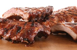 Baby Back Ribs or St. Louis Ribs image