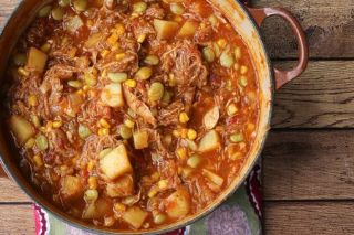 Carolina Brunswick Stew image