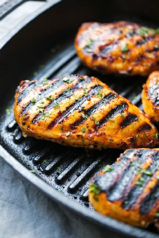 Grilled Oriental Chicken image