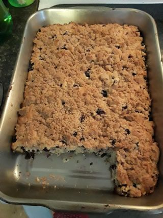Blueberry Buckle image