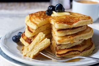 Simply Perfect Pancakes image