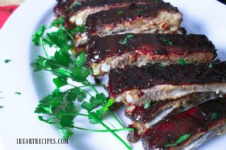 Oven Baked Ribs image