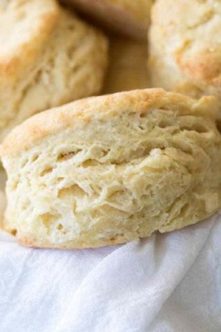 Easy (Short-Cut) Biscuits image