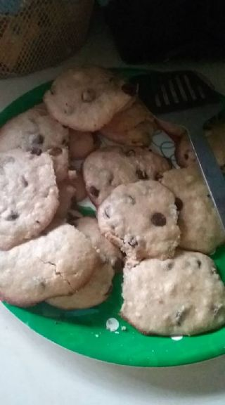 Man's Favorite Chocolate Chip Cookies image