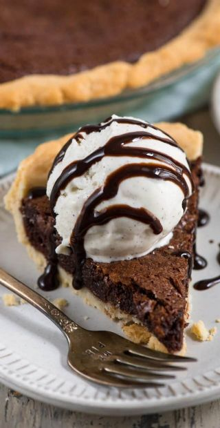 Fudge Pie image