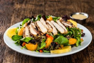 Chili's Caribbran Grilled Chicken Salad image