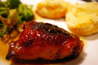 Caramelized Baked Chicken image