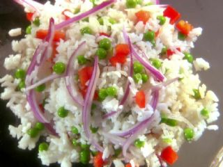 Cold Rice Salad image