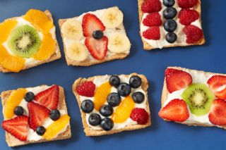 Fruit tarts image