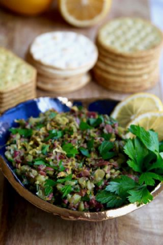 Olive Tapenade image