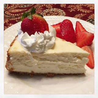Kendelle's Simply Delicious Cheesecake image