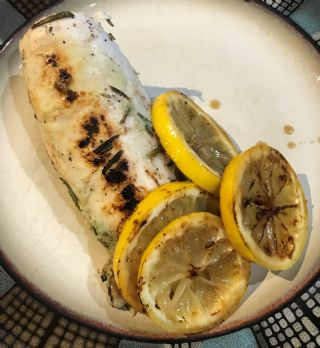 Lemon Rosemary Chicken Breast (sous vide) image