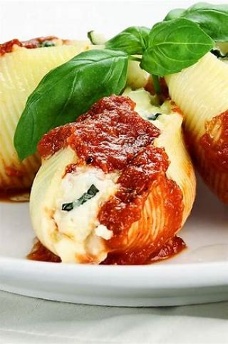 Stuffed Shells image