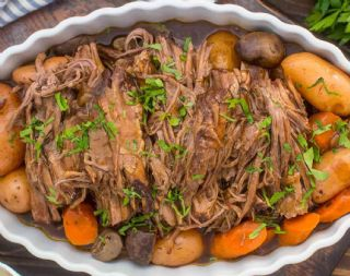 Homemade Instant Pot Pot Roast image