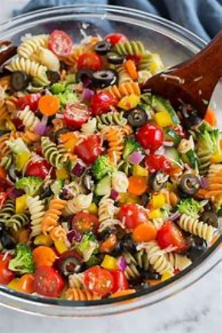 Mom's Pasta Salad image