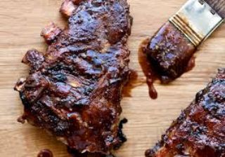 Oven Baked Beef Ribs image