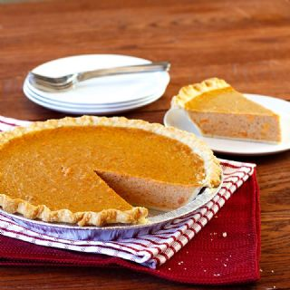 Sweet Potato Pie image