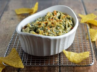 Spinach and Artichoke Dip image