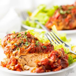 Chicken Cacciatore - Low Carb image