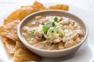 White Chicken Chili image