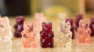 Wine Gummy Bears Recipe (Red, White, & Rosé) image