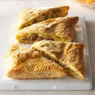 Southern Brunch Pastry Puff image