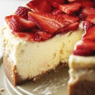 The Best Keto Cheesecake image