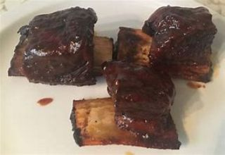 Barbecued Beef Short Ribs image