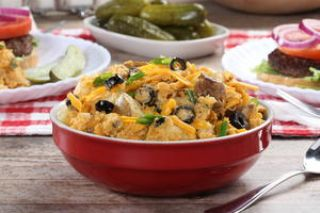 Taco Potato Salad image