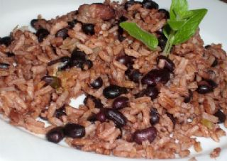 Congri -Rice and Beans image