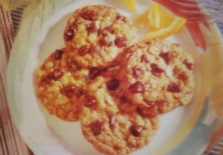 Orange-Cranberry Walnuts Chippers image