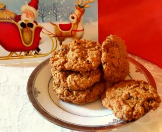 Laura Bush's Cowboy Christmas Cookies Part One (Full Recipe) image